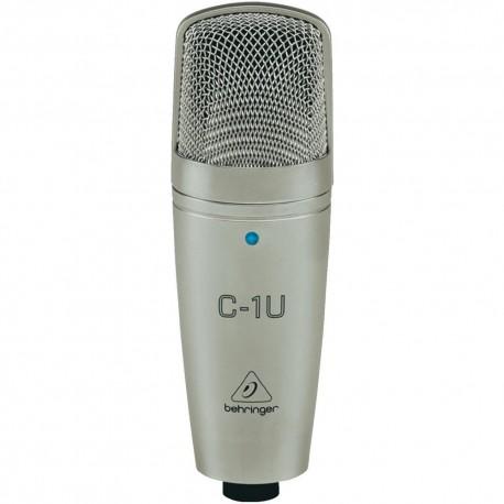 BEHRINGER C1 U Mikrofon USB