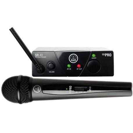 AKG WMS-40 MINI VOCAL SET Mikrofon bezprzewodowy