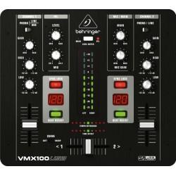 BEHRINGER VMX-100 USB MIKSER DJ