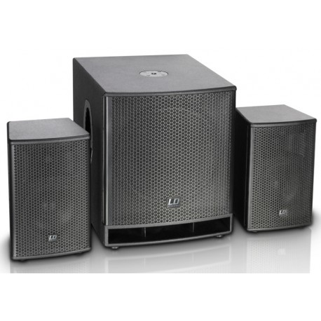 LD SYSTEMS DAVE 15 G3 Zestaw