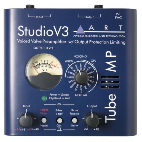 ART TUBE-STUDIO-V3 Preamp Lampowy