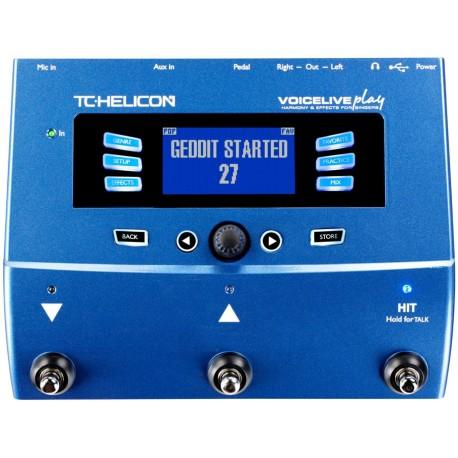 TC Helicon VoiceLive Play Efekt wokalowy