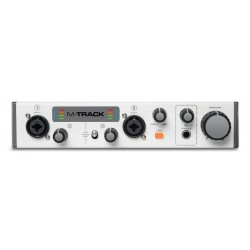 M-audio M-track II Interfejs Audio USB