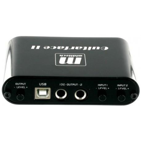 MIDITECH GuitarFace II Interfejs USB
