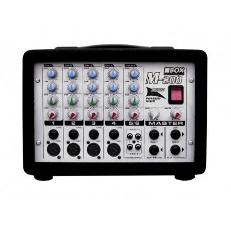 BOX M-200 POWERMIKSER