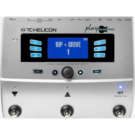TCHelicon Play Electric