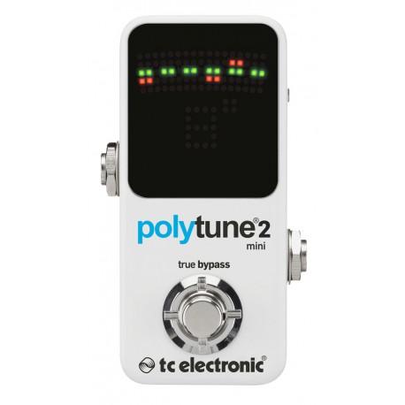 TC Electronic PolyTune 2 Mini tuner
