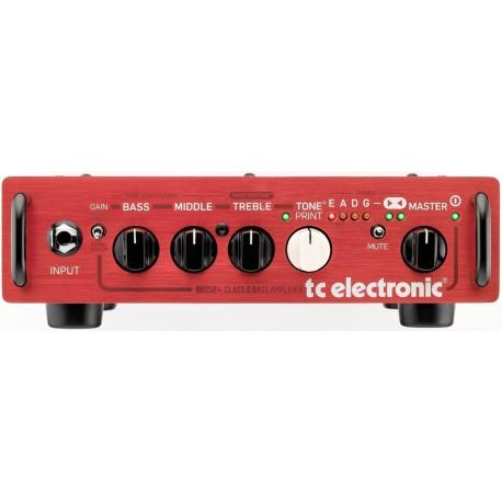 TC Electronic BH250 wzmacniacz basowy