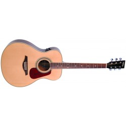 Vintage VE300 N gitara el. akustyczna