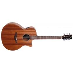 Vintage VE900 MH gitara el. akustyczna