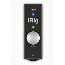 IK Multimedia iRig PRO interface