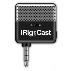 IK Multimedia iRig MIC Cast mikrofon pojemnościowy
