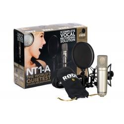 RODE NT1-A Kit mikrofon pojemnościowy z akcesoriami