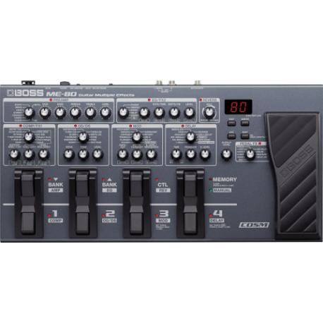 BOSS ME-80 Procesor gitarowy