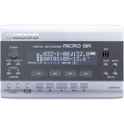 BOSS MICRO BR DIGITAL RECORDER