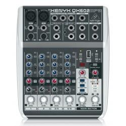 Behringer XENYX QX602 MP3 Mikser