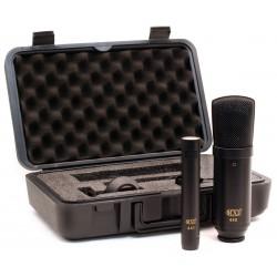 MXL 440/441 zestaw mikrofonów pojemnościowych