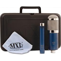 MXL 550/551 zestaw mikrofonów pojemnościowych