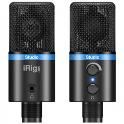 IK Multimedia iRig Mic Studio mikrofon pojemnościowy