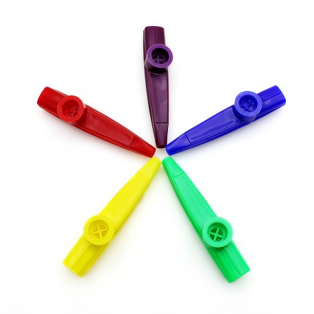Kazoo plastiowe