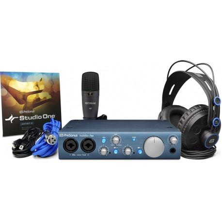 PreSonus AudioBox iTwo Studio zestaw do nagrywania