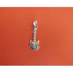 Wisiorek B12 Gitara elektryczna