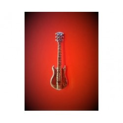 Przypinka B58 Gitara elektryczna