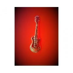 Przypinka B59 Gitara elektryczna