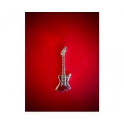 Przypinka B60 Gitara elektryczna