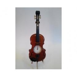Zegar skrzypce / altówka / wiolonczela