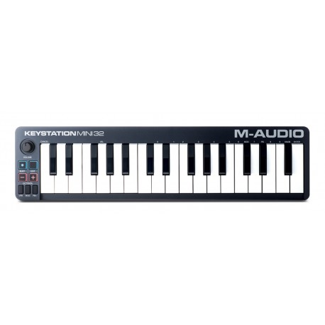 M-Audio Keystation Mini 32 II klawiatura sterująca