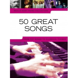 Realy Easy Piano - 50 Great Songs
