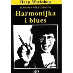 Harmonijka i Blues - S. Wierzcholski
