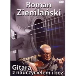 Gitara z nauczycielem i bez – szkoła DVD