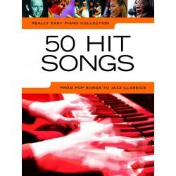 Really Easy Piano - 50 Hit Songs