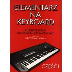 Elementarz na keyboard cz. 1 - M.Niemira