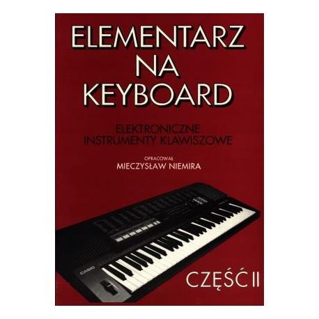 Elementarz na keyboard cz. 2 - M.Niemira