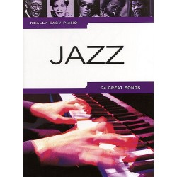 Real Easy Piano - Jazz
