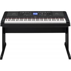 Yamaha DGX-660 Pianino elektroniczne