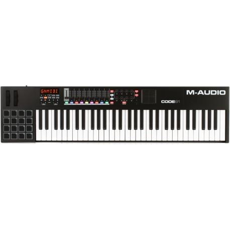 M-Audio Code 61 klawiatura sterująca
