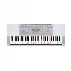 CASIO LK-280 Keyboard z zasilaczem i z mikrofonem