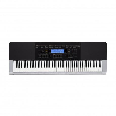 CASIO WK-240 Keyboard z zasilaczem
