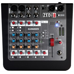 ALLEN&HEATH ZED i8 Mikser / interfejs USB