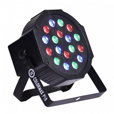 Light4me COLORMAX 118 PAR LED 18x1w