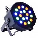 Light4me BASIC FLAT PAR LED 18x3w