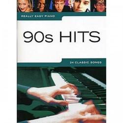 90s HITS nuty na fortepian