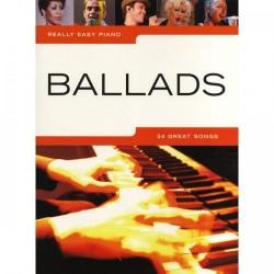 Ballads nuty na fortepian