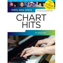 Chart hits 4 nuty na fortepian