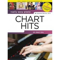 Chart hits 5 nuty na fortepian