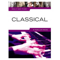 Classical nuty na fortepian